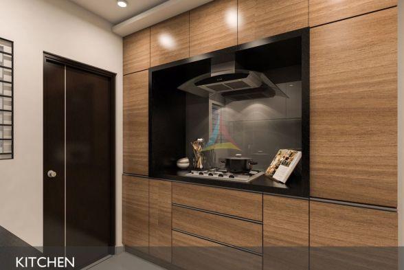 Kitchen VMJ Interiors