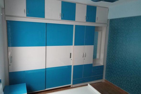 Dressing Room Vsquare Interior Designs Pvt Ltd
