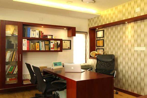 Study/Office Room XL Interiors