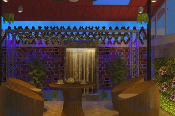 Conservatory / Greenhouse Yuvati Interiors