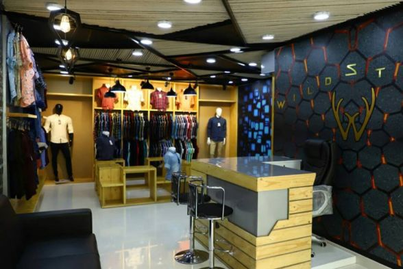 Shopping Centres Zulanthung Tsopoe