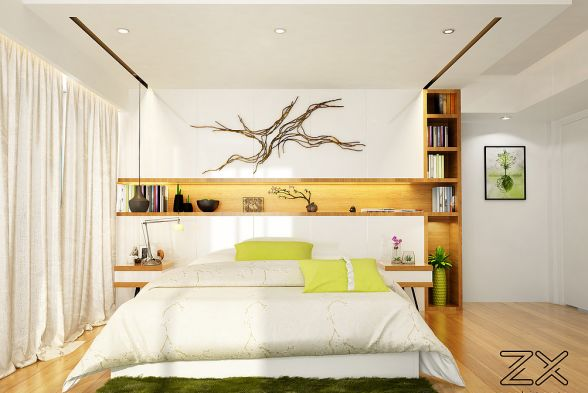Bedroom ZXI Interiors