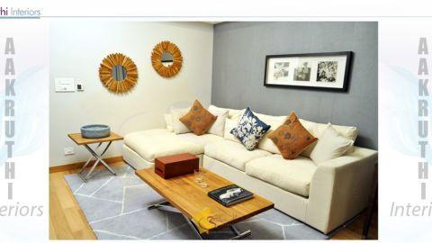 Aakruthi Interiors  - Interior designer