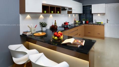 DLIFE Home Interiors  - Interior designer