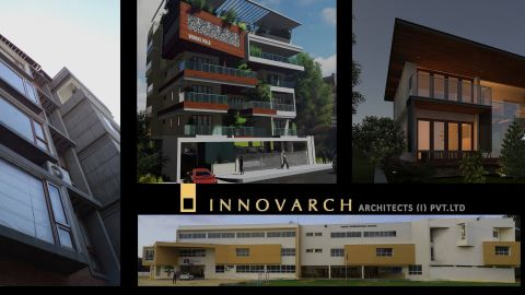 INNOVARCH ARCHITECTS  - Architect