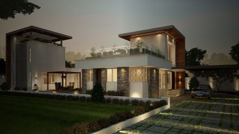 Kharche Associates  - Architect