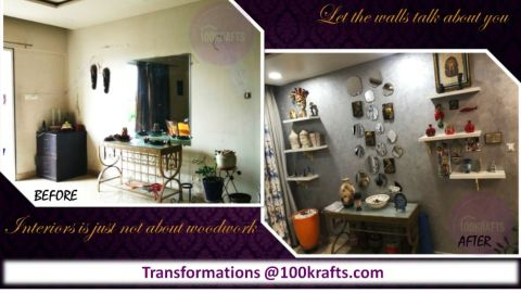 100Krafts  - Interior designer