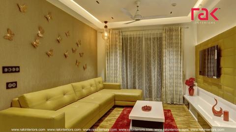 RAK Interiors  - Interior designer