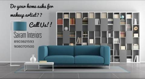 Sairam Interiors  - Interior designer
