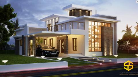 Subin Surendran Architects  - Architect