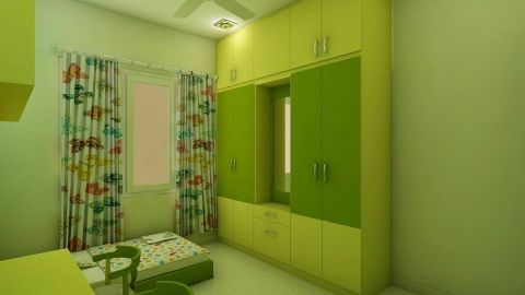 Vsquare Interior Designs Pvt Ltd  - Interior designer