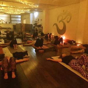 HeartGlow Yoga September City Class