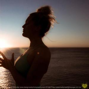 Heartglow Yoga Masterclass with Kelli Prieur