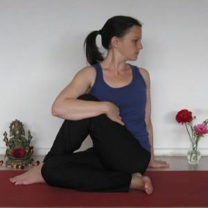 Yin Yoga and Meditation workshop with Sarah Owen