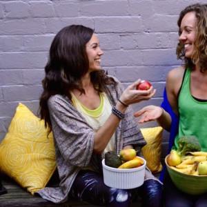 I AM Present - Yoga and Healthy Eating Workshop