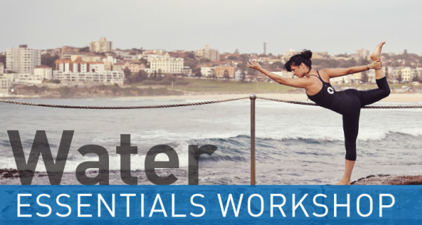 Yoga Essentials Workshop: Water in Bondi Beach