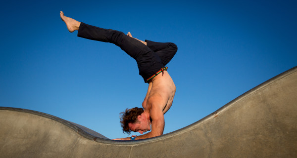 Eion Finn Presents Superflow: Surf Inspired Yoga