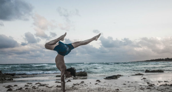 Simon Park: Jai Hanuman! Inversions and Arm Balances