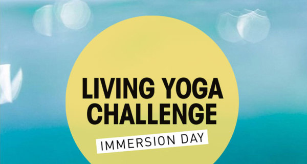 Living Yoga Challenge Immersion Day