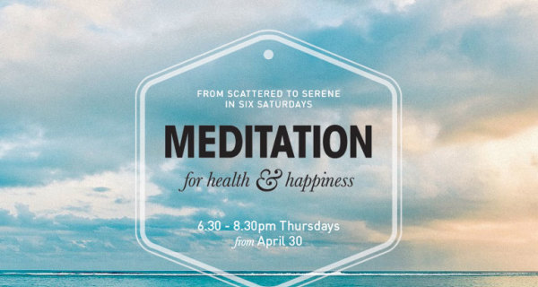 Meditation for Health & Happiness with Sindar Kaur