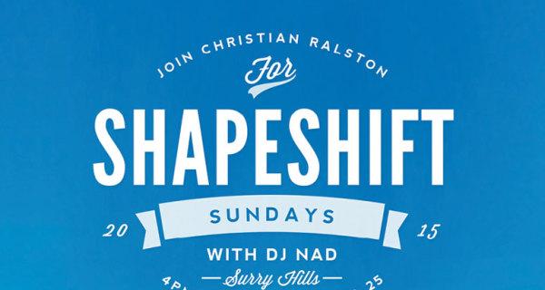 Shapeshift Sundays: Spring Edition