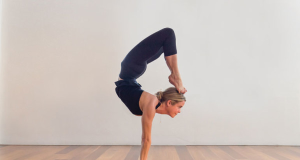 Inversions & Backbends with Noelle Connolly