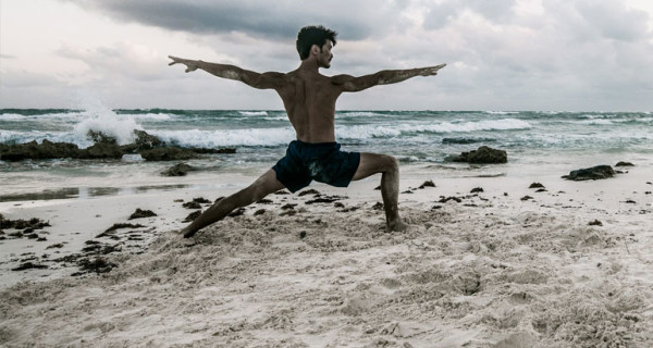 Simon Park: Surfing the Vinyasa Wave