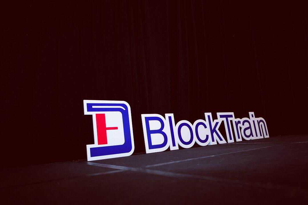 BlockTrain Expo