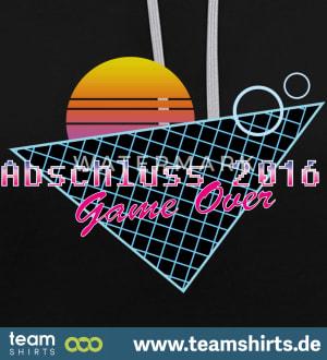 ABSCHLUSS 2016 GAME OVER
