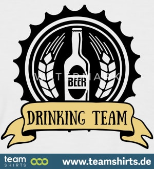 BEER DRINKING TEAM