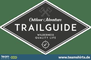 TRAIL GUIDE SCHILD