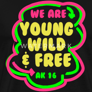 ABSCHLUSS YOUNG WILD & FREE