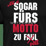 AK 2016 SOGAR FÜR'S MOTTO ZU VOLL