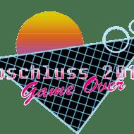 ABSCHLUSS 2017 GAME OVER