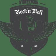 ROCK & ROLL FESTIVAL LOGO