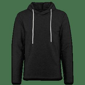 Leichtes Kapuzensweatshirt Unisex