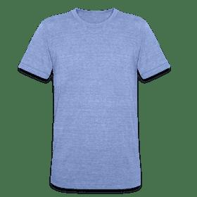 Unisex Tri-Blend T-Shirt von Bella + Canvas