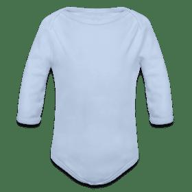 Longlseeve Baby Bodysuit