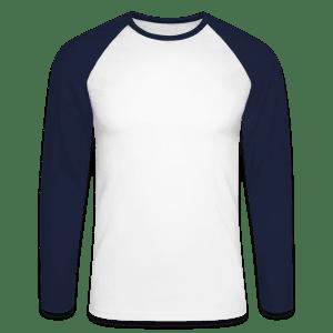Tee shirt baseball manches longues Homme