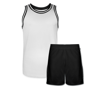 Basketbalshirtset klassiek