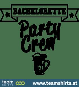 Bachelorette Partei Crew