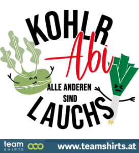 kohlrabi - alle anderen sind lauchs