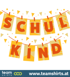 schulkind-girlande