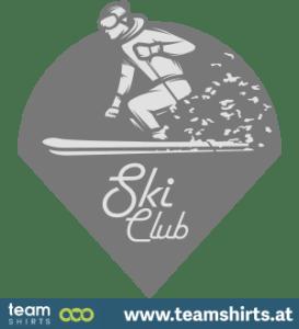 SKI CLUB EMBLEM