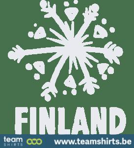 Suomi finland lumihiutale