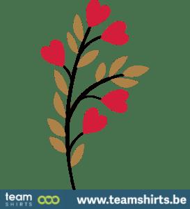 Herz Blumen