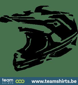Motorcross-Helm