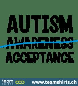 Autismus-Akzeptanz