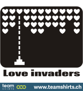 LOVE INVADERS