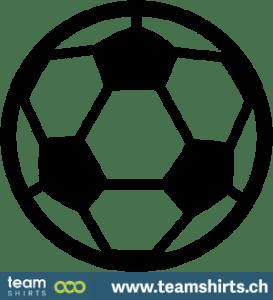 FUSSBALL SCHWARZ WEISS